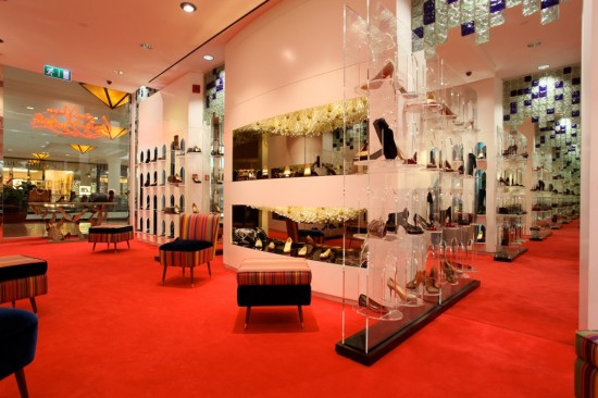 christian louboutin boutique italia