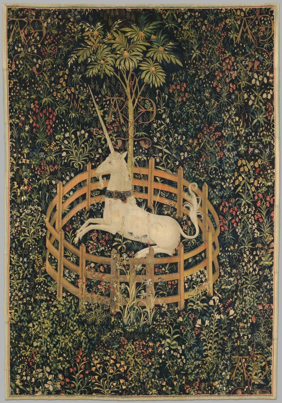 The Unicorn in Captivity © The Metropolitan Museum of Art, New York