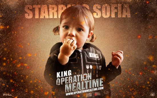 STARRING-SOFIA-operation-mealtime-the-kings-of-the-house