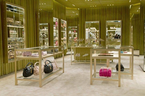 miu miu boutique