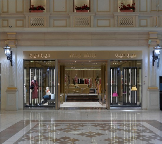 Miu Miu Doha Villaggio Mall_01