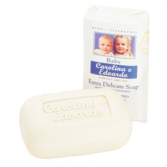 Carolina ed Edoardo soap by Nesti Dante