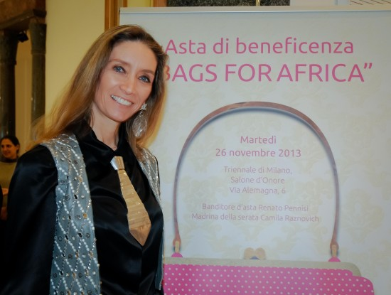 Bags for Africa- Laura Morino Teso
