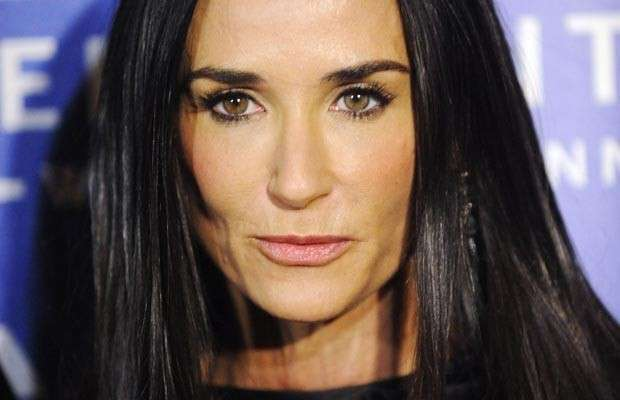 Style of the week: Demi Moore