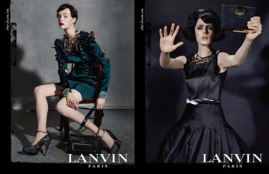 LANVIN-Fall-Winter-2013.14-Campaign