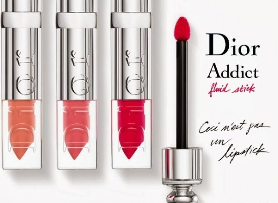 1. Dior Addict Fluid Stick