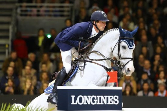 LONGINES FEI WORLD CUP JUMPING FINAL III
