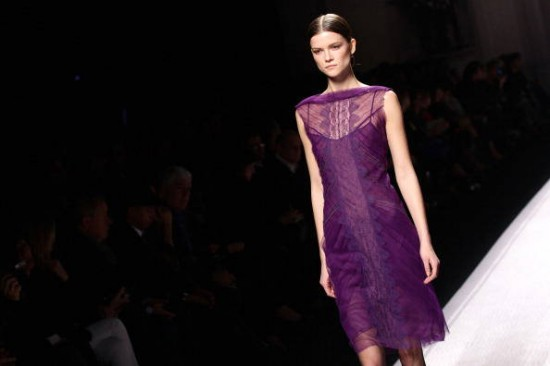 Alberta Ferretti: Runway - Milan Fashion Week Womenswear Autumn/Winter 2012/2013
