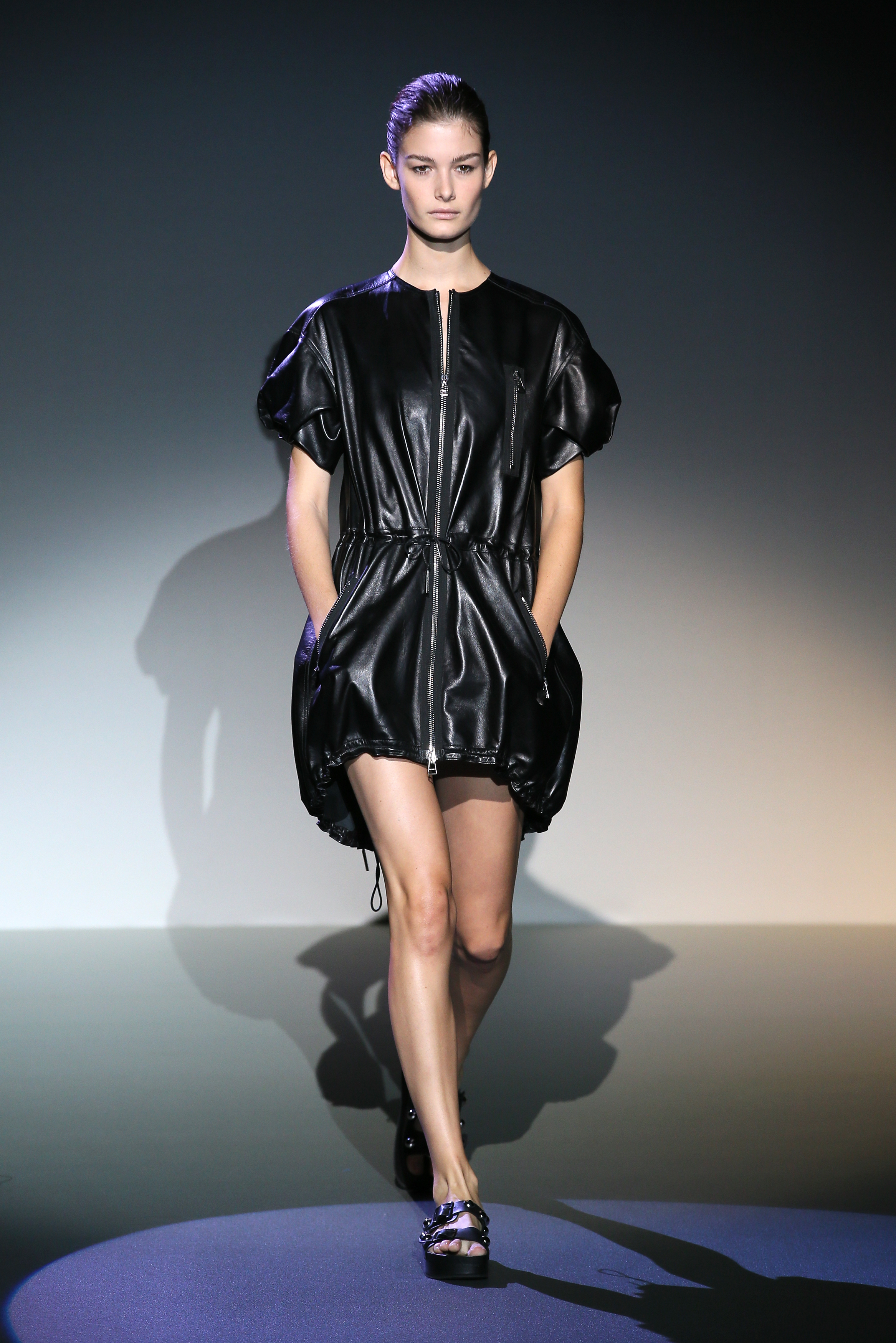 IRFE : Runway - Paris Fashion Week Womenswear Spring/Summer 2015