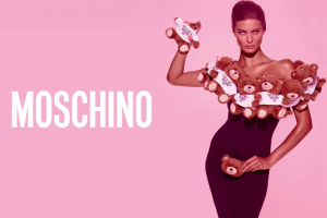 1. Toy by Moschino