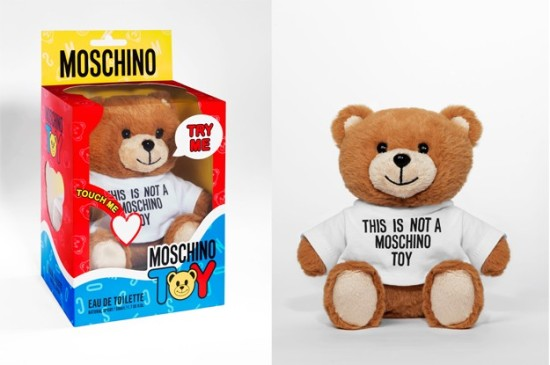 2. Toy by Moschino