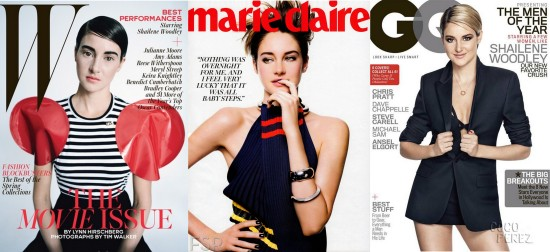 Shailene Covers