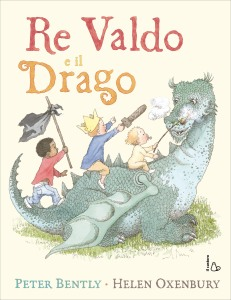 RE VALDO e il drago_cover