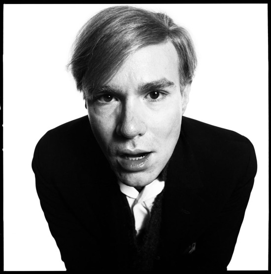 1. Andy Warhol, 1965 © David Bailey