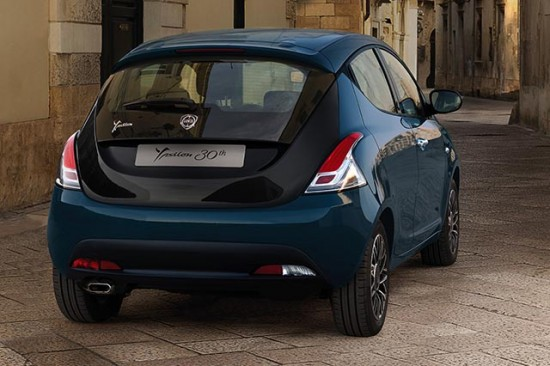 Lancia-Ypsilon-30th-Anniversary-