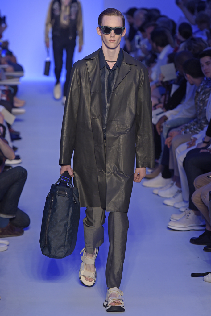 Louis Vuitton Men's RTW Spring 2016