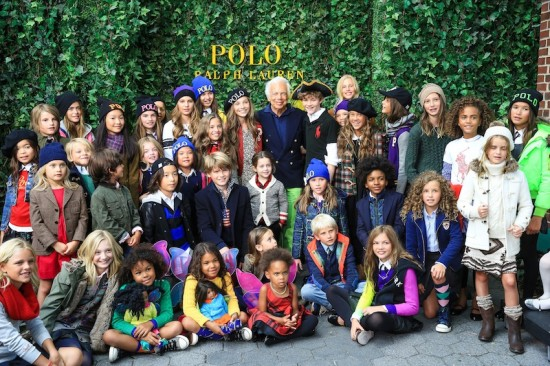 POLO RALPH LAUREN Children's Fashion ShowPOLO RALPH LAUREN Children's Fashion ShowPOLO RALPH LAUREN Children's Fashion Show