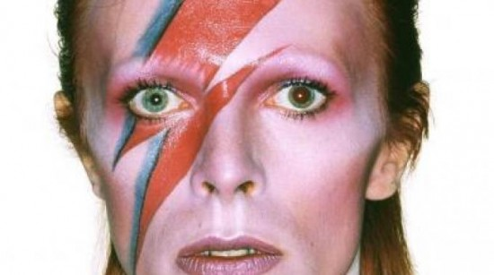 5-David Bowie Make up