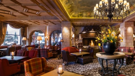 5. Gstaad Palace