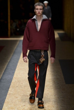 Prada Men's Fall 2016