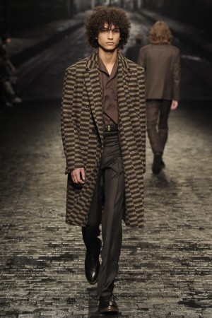Corneliani Men's RTW Fall 2016