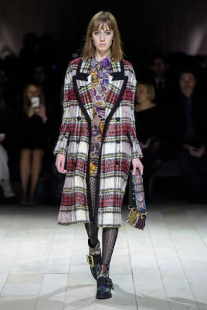 Burberry RTW Fall 2016