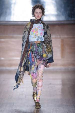 Vivienne Westwood Red Label RTW Fall 2016