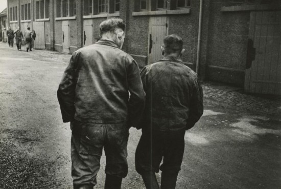 Untitled, Geigy, Basel, 1953 © Jakob Tuggener Foundation, Uster