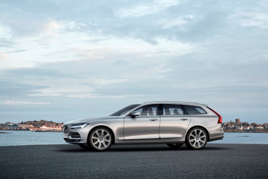 Volvo V90 Location Profile