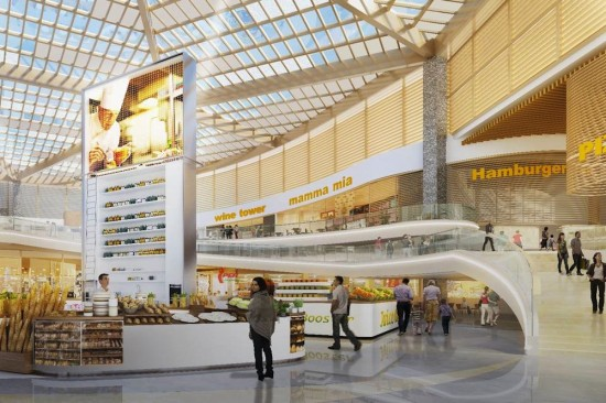 A-rendering-arese-shopping-center