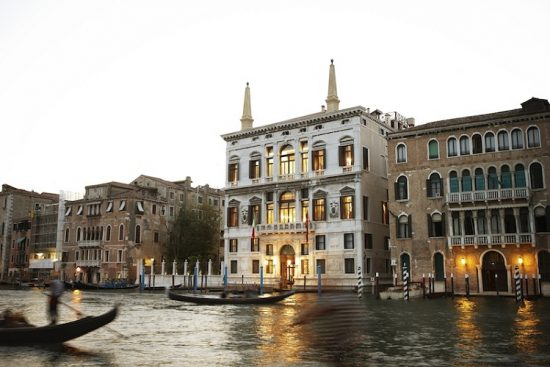 Aman Canal Grande Venice - Exterior (2nd fr right)