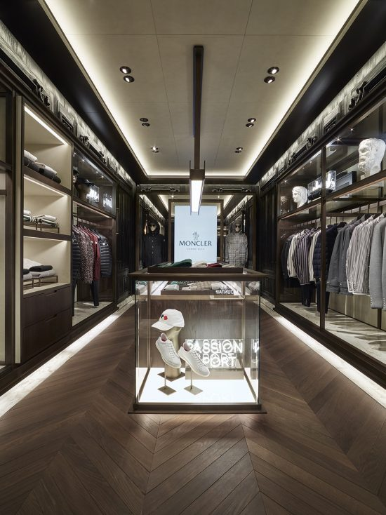 MONCLER BOUTIQUE LONDON OLD BOND STREET (4)