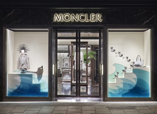 copertina-MONCLER BOUTIQUE LONDON OLD BOND STREET