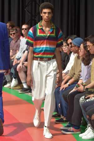 Paul Smith show, Runway, Paris Men's Fashion Week, Spring Summer 2017, France - 26 Jun 2016