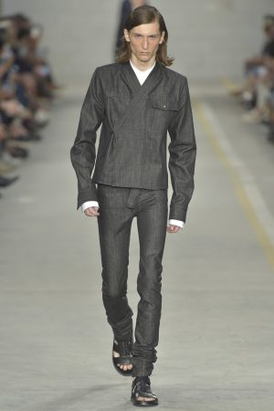 Diesel Black Gold Men's Spring 2017