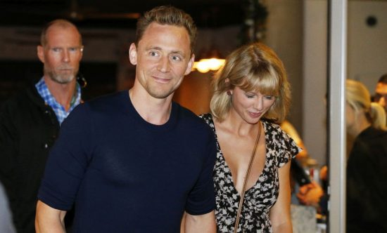 Tom Hiddleston and Taylor Swift out and about, Gold Coast, Queensland, Australia - 10 Jul 2016