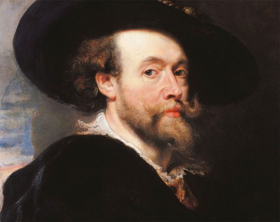 Autoritratto, 1623, Peter Paul Rubens