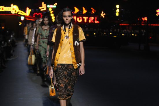 Coach 75th Anniversary: Women's Pre-Fall and Men's Fall Show - Runway