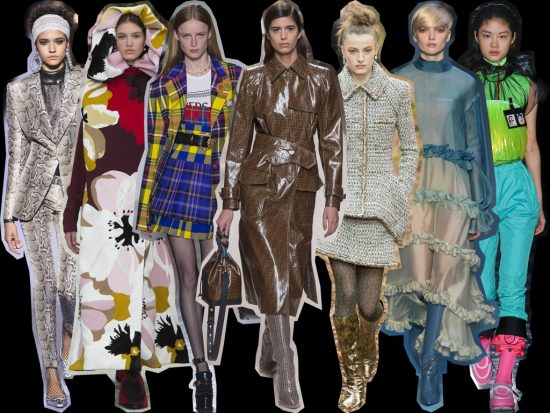 2788cd6cfc98 Fashion Week Recap  tutti i trend autunno-inverno 2018 2019 visti alle  sfilate